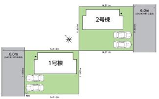 【区画図】四倉町5期