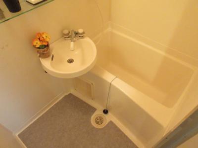 【浴室】ハイツMountain(ハイツマウンテン)