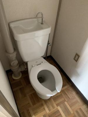 【トイレ】角野マンション