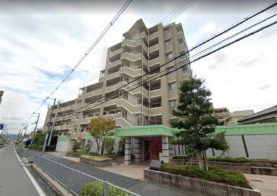 南海高野線『白鷺』駅まで徒歩4分!8階建の6階部分!南向きで陽当たり良好!