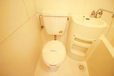 【トイレ】タチバナコーポ