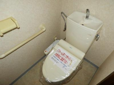 【トイレ】GRAZIO日本一