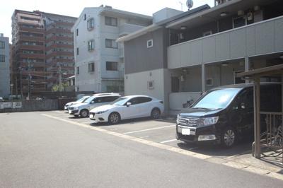 【駐車場】タウンコートカレラⅡ(タウンコートカレラ2)