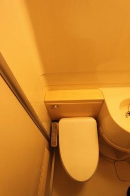 【トイレ】サンホープ7