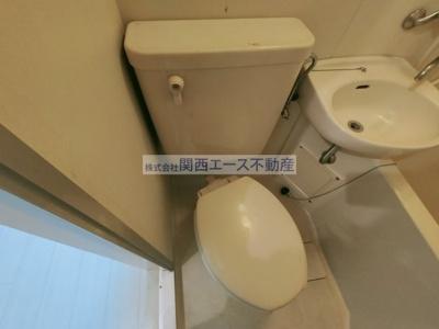 【トイレ】サニーサイド吉田駅前