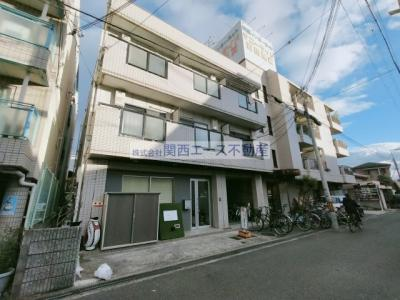 【外観】サニーサイド吉田駅前