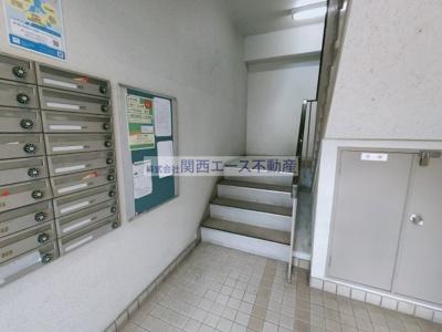 【その他共用部分】サニーサイド吉田駅前