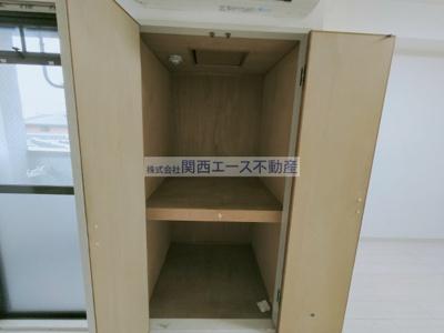 【収納】サニーサイド吉田駅前