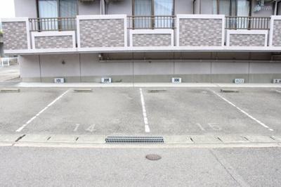 【駐車場】サンエムガーデン【学生】