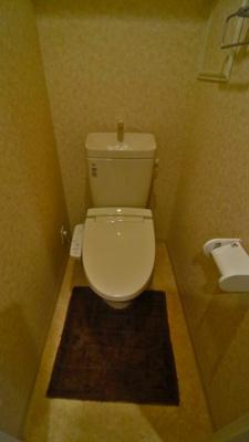 【トイレ】Luxe難波南