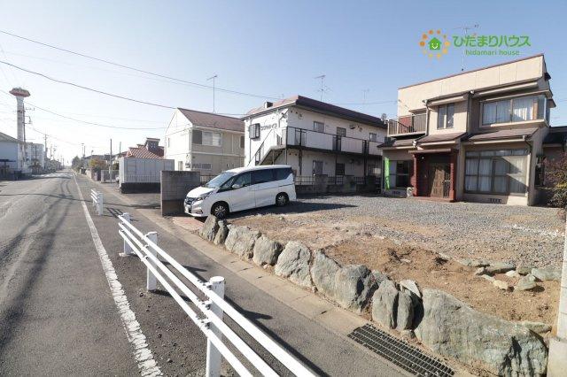 【前面道路含む現地写真】古河市三和 中古一戸建て