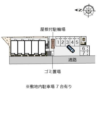 【地図】クレイノ太宰府
