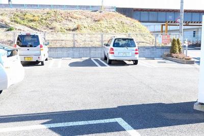 【駐車場】ラ・セジュール