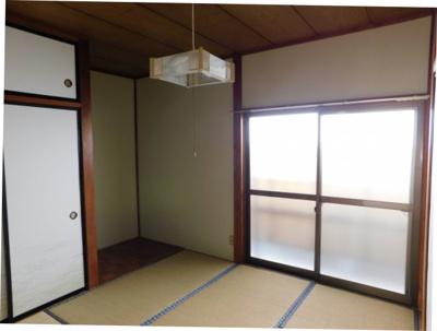 【寝室】丸塚4棟貸家