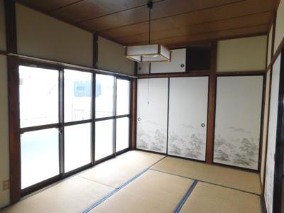【居間・リビング】丸塚4棟貸家