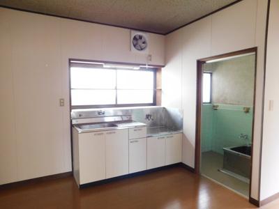 【キッチン】丸塚4棟貸家