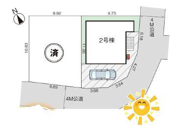 【区画図】さいたま市佐知川8期