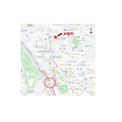 【地図】グラディート川口