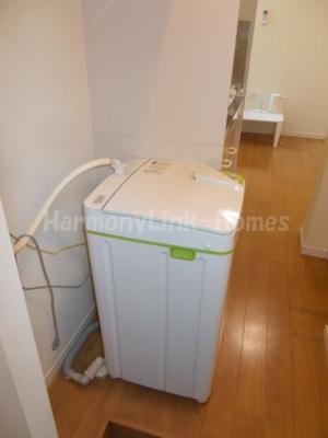 フェリスグラードの洗濯機☆
