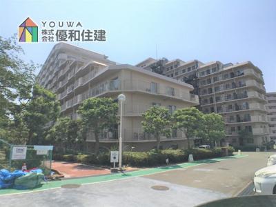 【外観】ネオコーポ明舞壱番館 5階