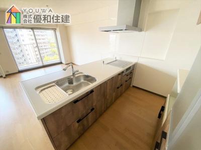 【駐車場】ネオコーポ明舞壱番館 5階
