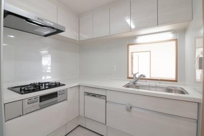 【キッチン】朝日プラザウエスティ神戸
