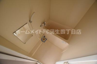 【浴室】メゾンドヴィレ城東