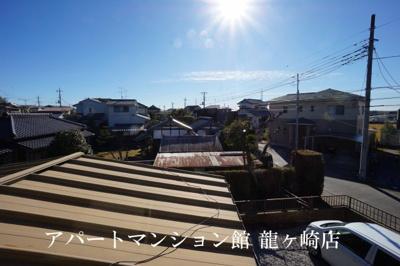 【展望】龍ヶ崎市貸家