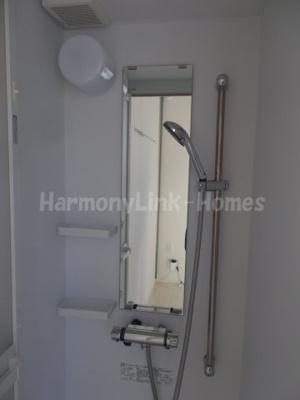 ハーモニーテラス中丸町のシャワールーム