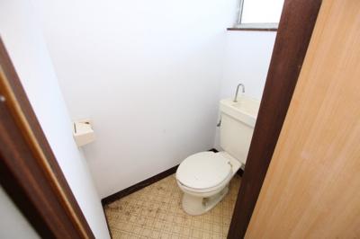 【トイレ】第二秋元荘