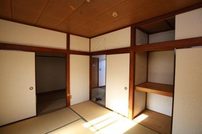 【和室】第二秋元荘