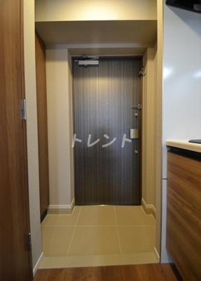 【玄関】ラクラス中野富士見町