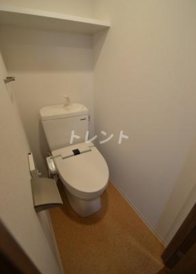 【トイレ】ラクラス中野富士見町
