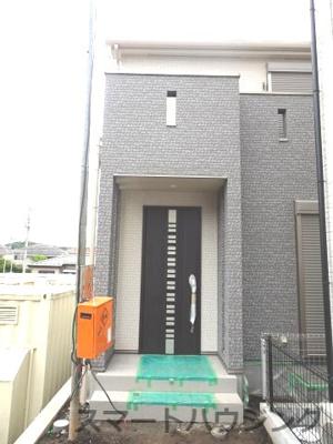 【外観】新築 橋本駅 相模原市緑区 東橋本 低炭素住宅