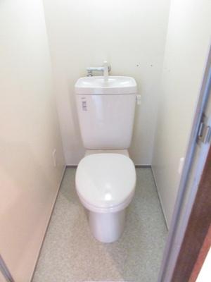 【トイレ】ハイツ本郷