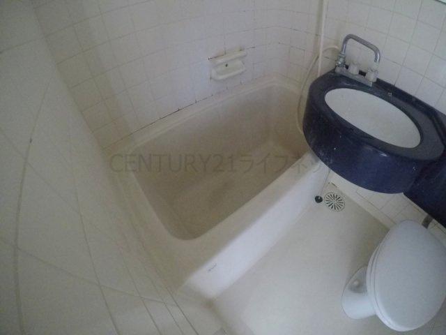 【浴室】藤和シティコープ新大阪
