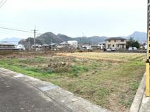 石生売土地899万円の画像