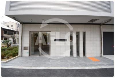JPレジデンス大阪城東Ⅲ ロビー