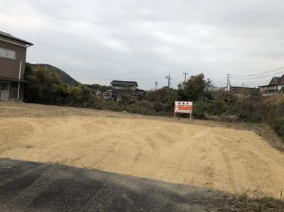 【外観】山口市阿知須 売土地