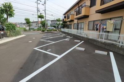 【駐車場】ハイツパル