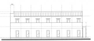 【外観パース】《2021年6月完成予定!》千葉市中央区村田町一棟アパート