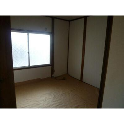 【寝室】名幸荘