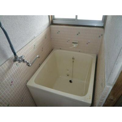 【浴室】名幸荘