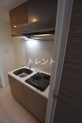 【キッチン】グランパセオ神田駅前【GRANPASEO神田駅前】