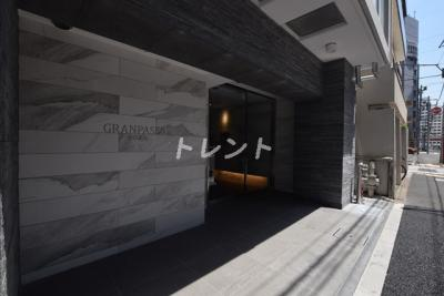 【エントランス】グランパセオ神田駅前【GRANPASEO神田駅前】