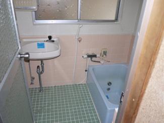 【浴室】川本貸家