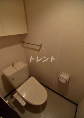 【トイレ】プラザ勝どき