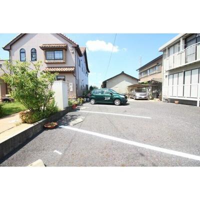 【駐車場】プチメゾン山田