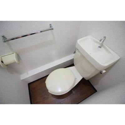 【トイレ】プチメゾン山田