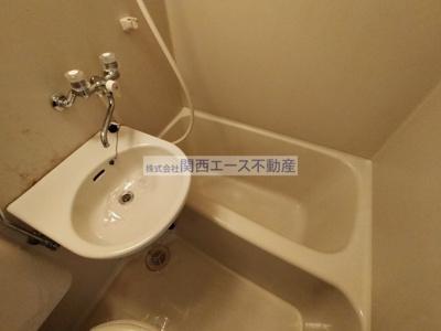 【浴室】シティーコア高井田Ⅰ